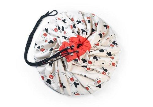 Play&Go Play&Go Storage Bag Disney Mickey Black