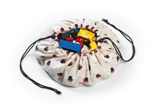 Play&Go Play&Go Storage Bag Disney Minnie Gold