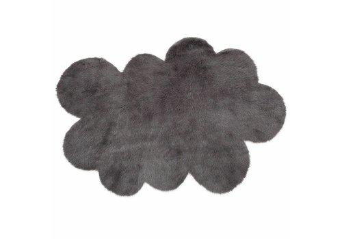 Pilepoil Pilepoil Carpet Small Cloud 140 x 90 cm Grey Fonce
