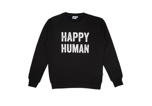 Cos I Said So Cos I Said So Sweater Adult Men Happy Human Black