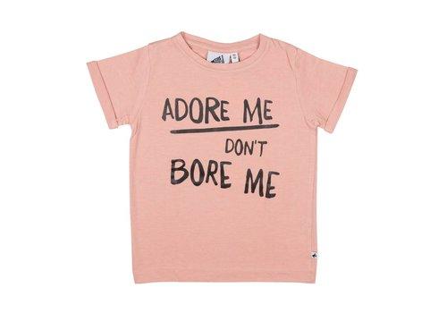 Cos I Said So Cos I Said So T-Shirt Adore Me Don'T Bore Me Pink