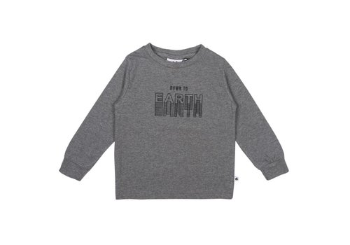 Cos I Said So Cos I Said So T-Shirt Lange Mouwen Down To Earth Anthracite