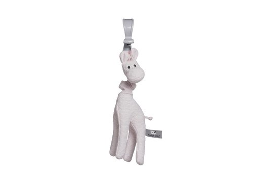 Baby's Only Baby's Only Vibrating Giraffefe Classic Pink