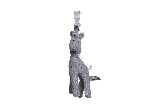 Baby's Only Baby's Only Vibrating Giraffefe Grey