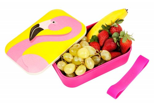 Sunnylife Sunnylife Lunchbox Flamingo