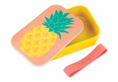 Sunnylife Sunnylife Lunchbox Ananas