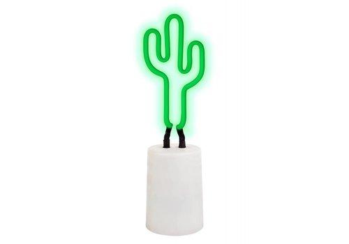 Sunnylife Sunnylife Neon Licht Cactus