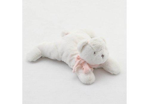 Nanan Nanan Teddy Bear With Pink Scarf 40 CM