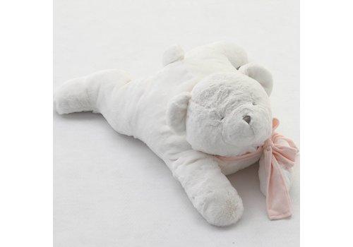 Nanan Nanan Teddy Bear With Pink Scarf 70 CM