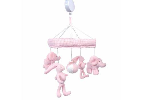 Pasito A Pasito Pasito A Pasito Mobile Elephant Pink