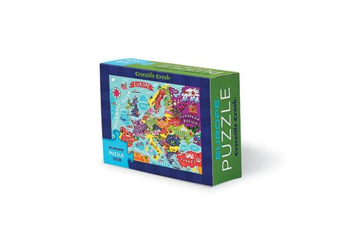 Bertoy Bertoy Matchbox Puzzel - Europe