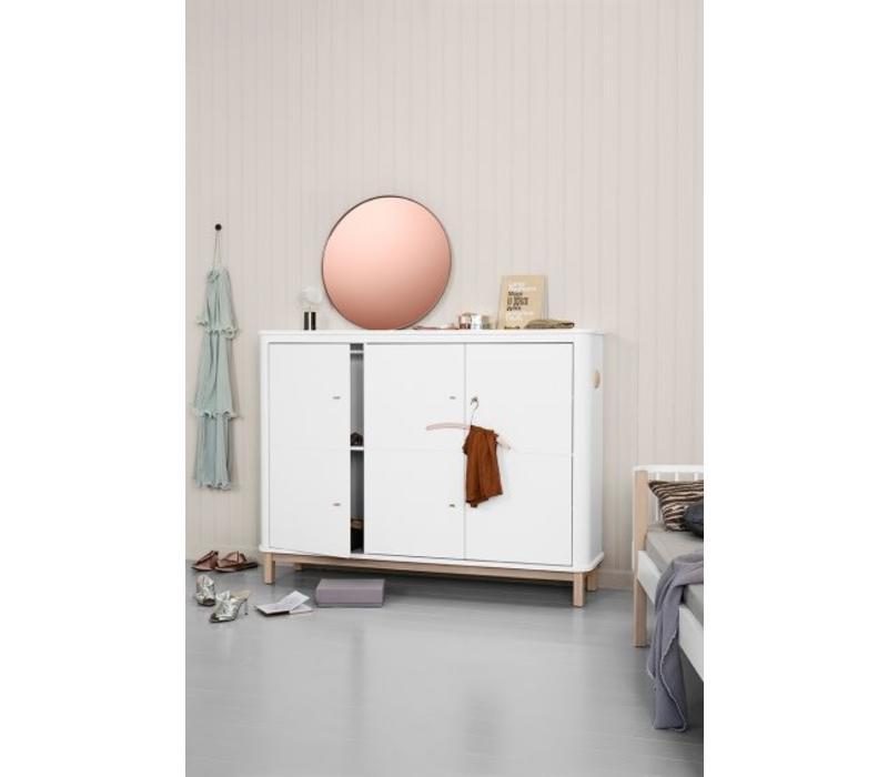 Furniture Websites Design Oliver Furniture. Oliver Furniture Closet Multi  Cupboard White   Oak Websites Design
