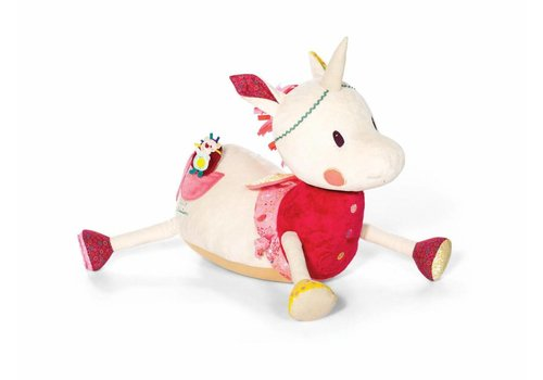 Lilliputiens Lilliputiens Louise Activity Unicorn