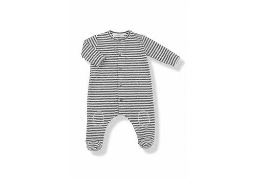 1+ In The Family 1+ In The Family Pyjama Antraciet
