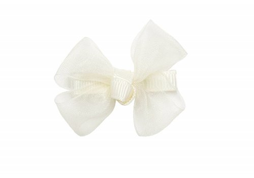 Prinsessefin Prinsessefin Hair Clip Medium Wilhelmina Antiek White