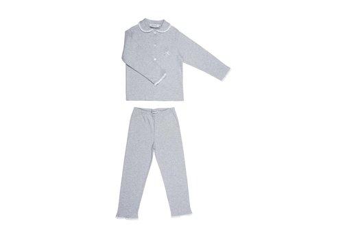 Cotolini Cotolini Pyjamas Lea Grey