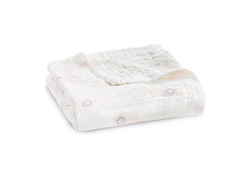 Aden & Anais Aden & Anais Dream Blanket Silky Soft Featherlight Dainty Plume