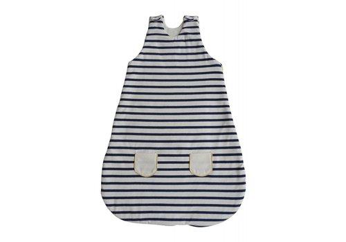 Coco & Pine Coco & Pine Sleeping Bag Stripes White/Gold