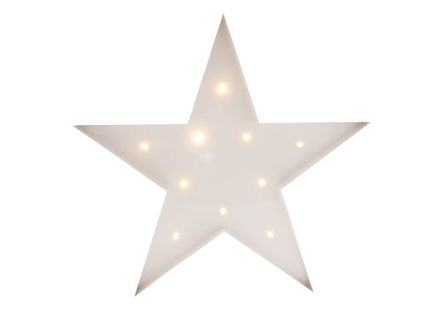 Sweetlights Sweetlights Star 30 cm White