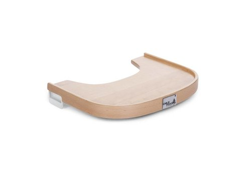 Childhome Childhome Evolu Wooden Tray Natural