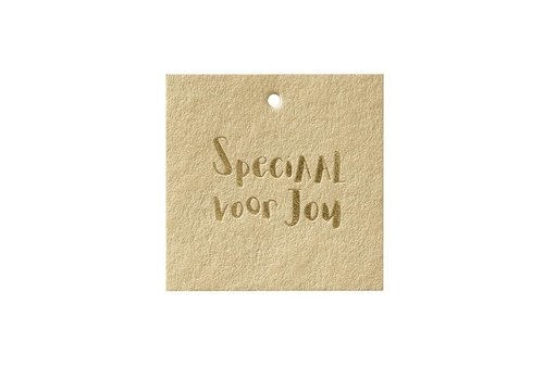 Papette Papette Cadeaukaartje 'Speciaal voor jou'