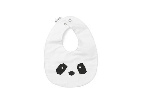 Liewood Liewood Klein Slabbetje Panda 2 Stuks