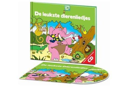 Kids Marketeers Kids Marketeers De Leukste Dierenliedjes CD + Boek