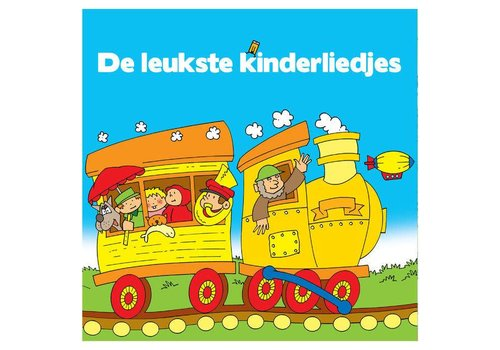 Kids Marketeers Kids Marketeers De Leukste Kinderliedjes CD + Boek