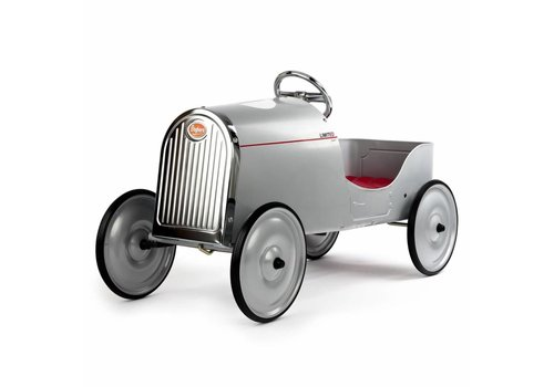 Baghera Baghera Ride-On Legend Silver