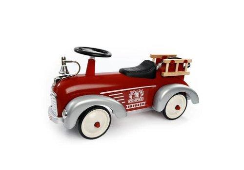 Baghera Baghera Loopauto Speedster Brandweer