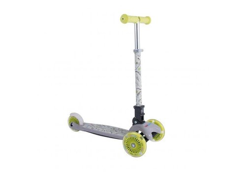 KiddiMoto KiddiMoto Step U-Zoom Fossil