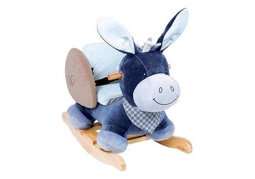 Nattou Nattou Rocking Horse Alex The Donkey