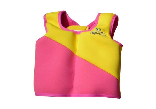 Hydrokids Hydrokids Swim Trainer Coat Girls Size 1 (1 - 2 Years)