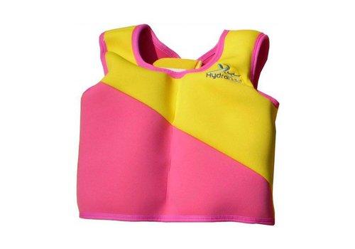 Hydrokids Hydrokids Swim Trainer Coat Girls Size 3 (3 - 5 Years)