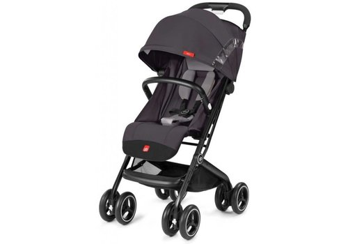 Cybex Cybex Qbit Plus Silver Fox Grey