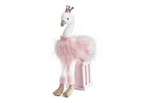 Histoire D'Ours Histoire D'Ours Swan Pink 45cm