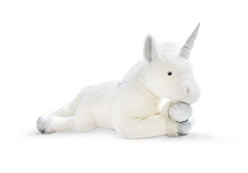 Histoire D'Ours Histoire D'Ours Unicorn Zilver 100cm