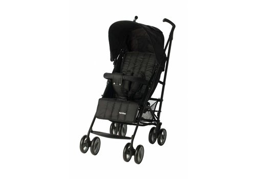 Pericles Pericles Buggy Basic Multi Positie Zwart