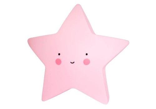A Little Lovely Company A Little Lovely Company Night Light Cloud Pink
