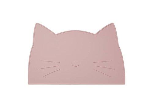 Liewood Liewood Placemat Cat Pink