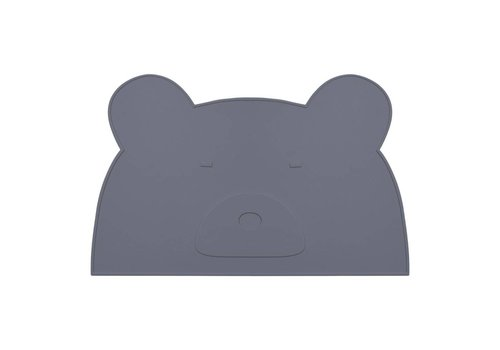 Liewood Liewood Placemat Mr. Bear Stone Grey