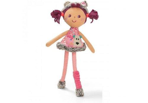 Lilliputiens Lilliputiens Cesaria Mini Doll
