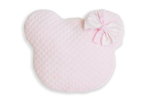 First First Kussen Teddy Pretty Pink