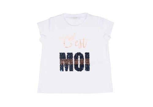 "Liu Jo Liu Jo T-Shirt ""C'est Moi"""