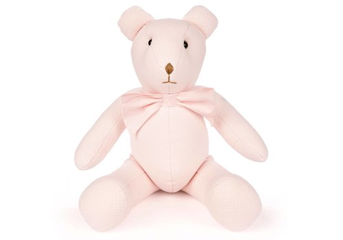 Theophile & Patachou Theophile & Patachou Teddy Design Jersey Royal Pink