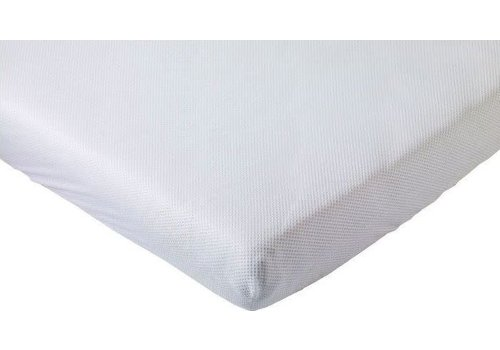 Aerosleep Aerosleep Fitted Sheet 34 x 75 White