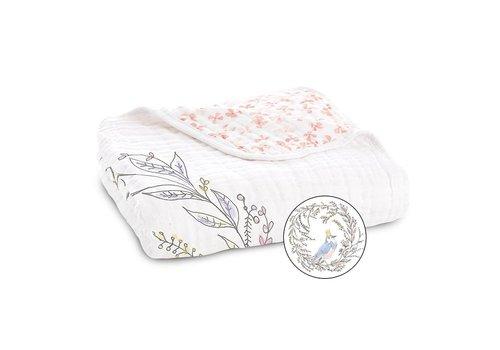 Aden & Anais Aden & Anais Dream Blanket Birdsong - Noble Nest