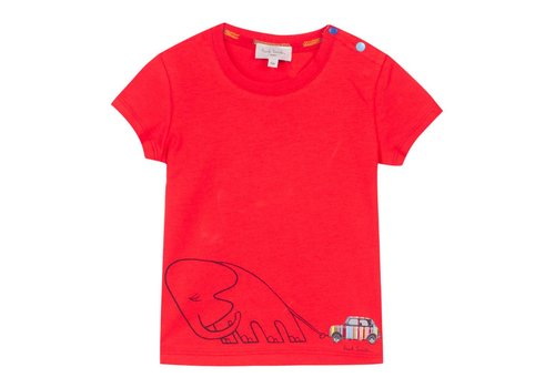 Paul Smith Paul Smith T-Shirt Summer Red