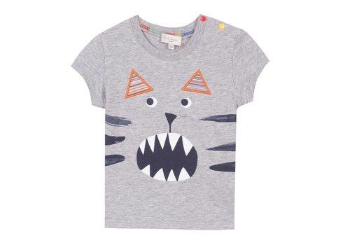 Paul Smith Paul Smith T-Shirt Cat Grey