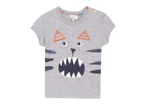Paul Smith Paul Smith T-Shirt Cat Grijs